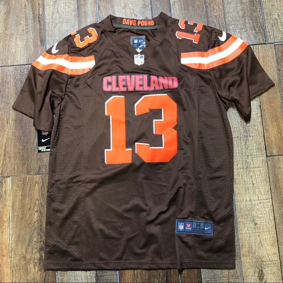 outlet store 6024d ae126 NWT Odell Beckham JR Cleveland Browns Nike Jersey NWT